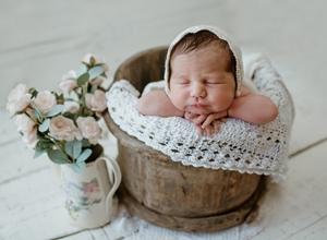 Erin | Newborn