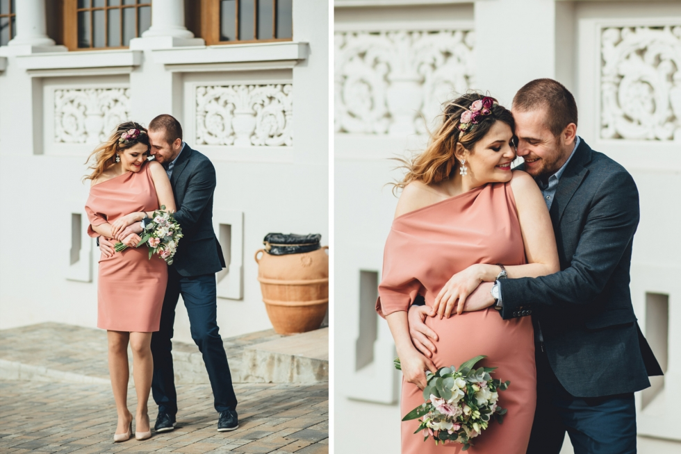Cristina & Sebi | Civil Marriage