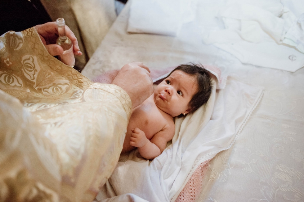 Mia Ioana | Ziua Botezului