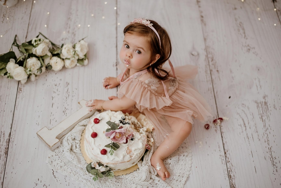 Rebeca | Smash the cake