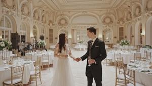 Sinaia Casino | Andreea + Aleks | Wedding Teaser